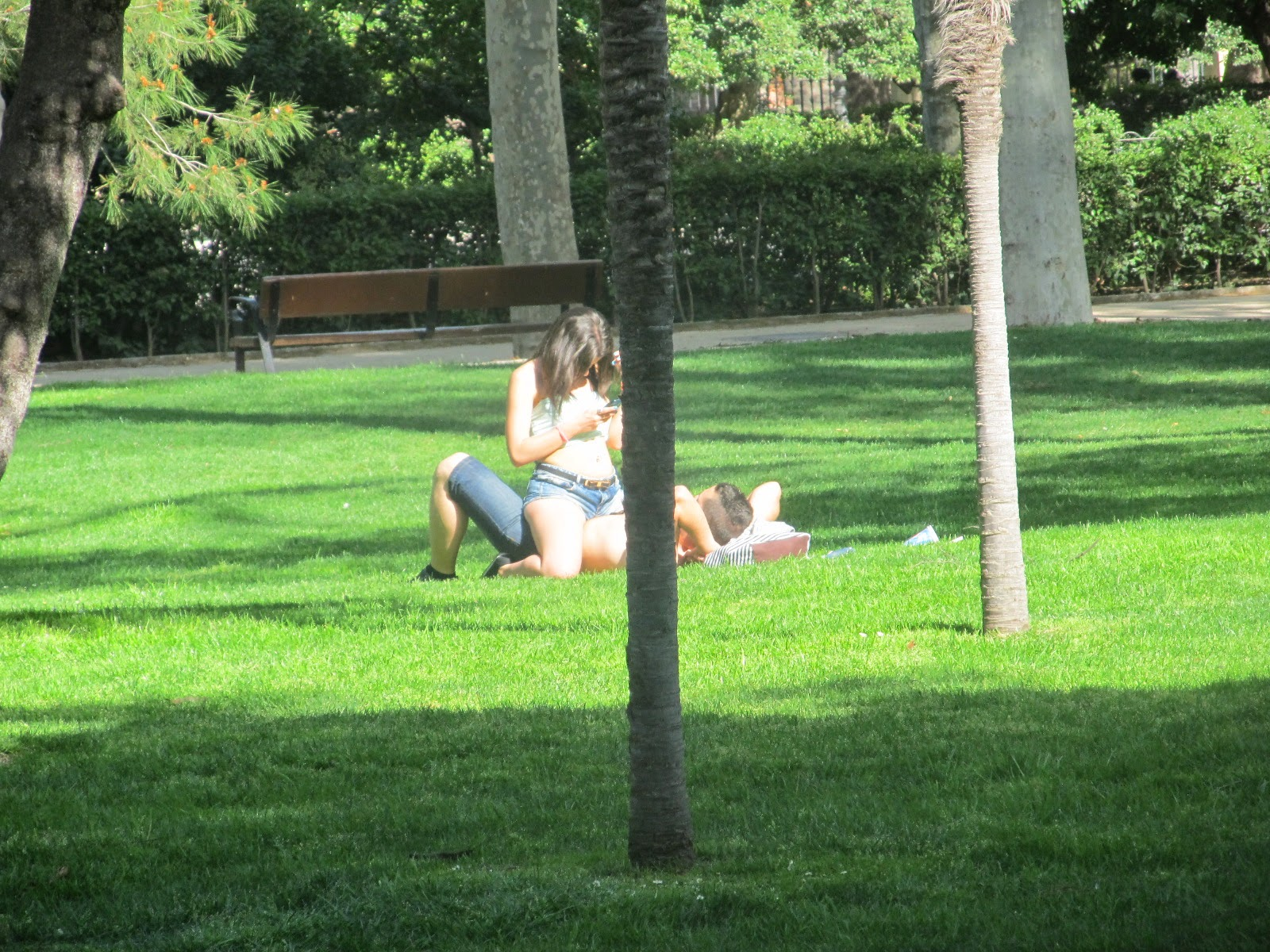 Studying Abroad in Spain: The PDA (public display of ...