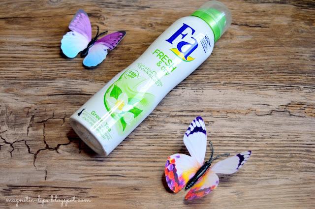 dezodorant blog