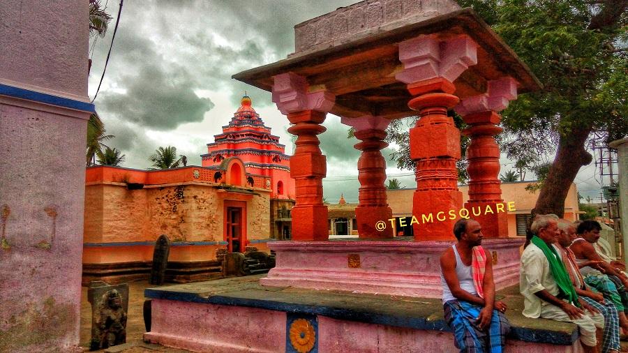 Sri Tribhuvaneshwara Temple, Devagiri, Haveri