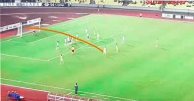 Video: Sepakan Percuma Cantik dari Sandro Gol Kedua Kedah Menentang Melaka United