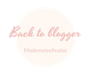 ☆ Back To Blogger
