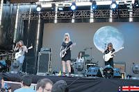 The Big Moon en Festival Tomavistas