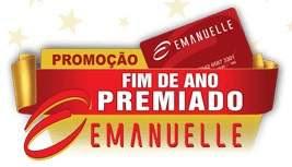 Promoção Emanuelle Lojas Fim de Ano Premiado - 3 Motocicletas 0KM