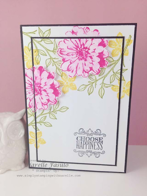 Narelle Fasulo - Independent Stampin' Up! Demonstrator - Simply Stamping with Narelle - Choose Happiness available here - http://www3.stampinup.com/ECWeb/default.aspx?dbwsdemoid=4008228