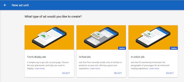 Cara Memasang iklan In Feed Ads Google Adsense di Blog