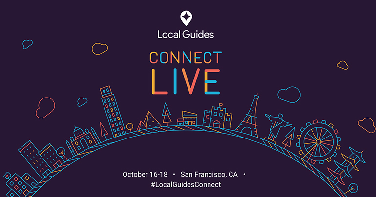 Local Guides Connect Live 2018