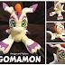 Digimon Gomamon Amigurumi Pattern
