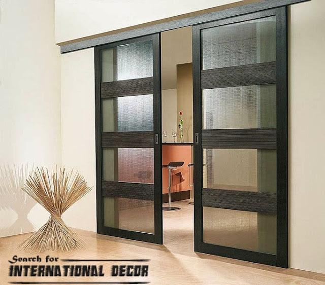 Interior Sliding Doors Black