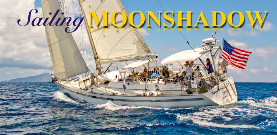 SAILING MOONSHADOW