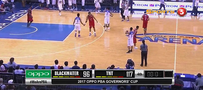 TNT def. Blackwater, 117-96 (REPLAY VIDEO) August 30
