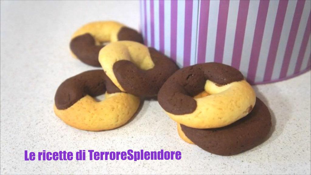 Le ricette di TerroreSplendore: Biscotti abbracci