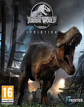 Jurassic World Evolution Jogos Torrent Download capa