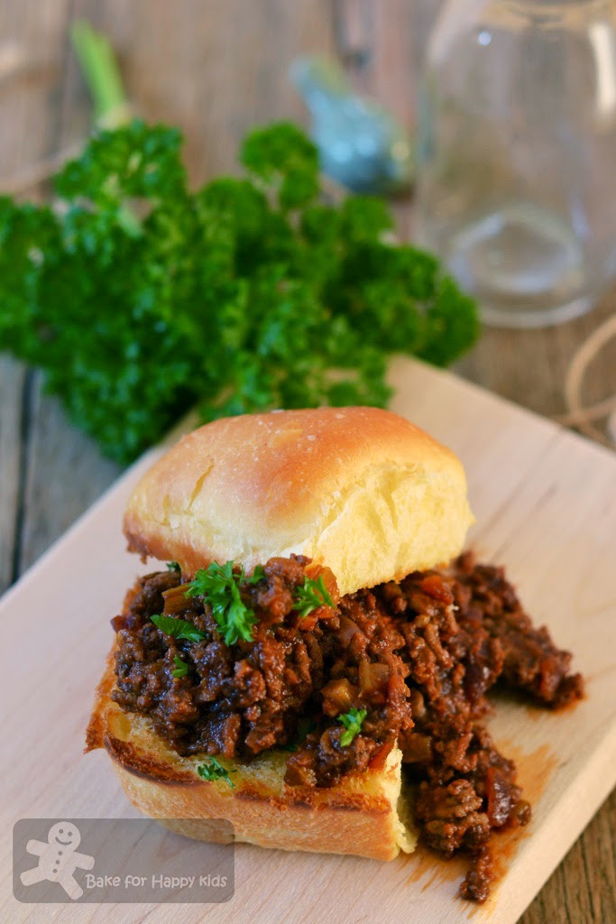 Sloppy Joe Bobby Flay