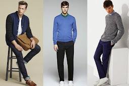 Bentuk Fashion yang Cocok Digunakan Untuk Cowok Kurus