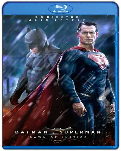 Download Batman Vs Superman A Origem da Justiça 1080p Dual Áudio BRRip Torrent
