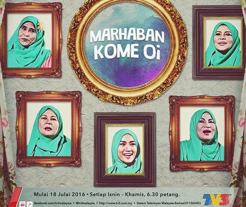 Sinopsis drama Marhaban Kome Oi TV3, pelakon dan gambar drama Marhaban Kome Oi TV3, Marhaban Kome Oi episod akhir – episod 20