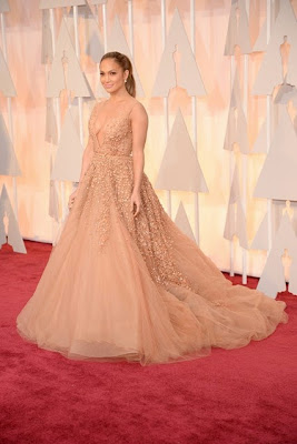 Jennifer Lopez Oscars 2015