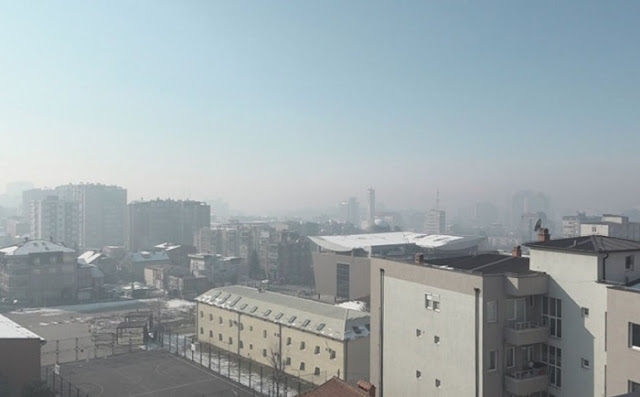 Children with respiratory problems increased in Kosovo due to polluted air
