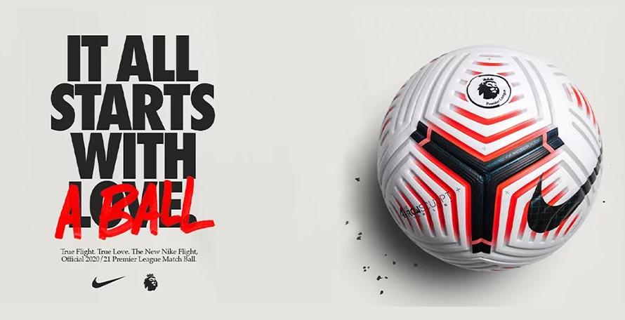 Nike Flight Premier League 20 21 Ball Released Footy Headlines