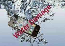 Mengatasi ponsel Baterai non removable Kemasukan air