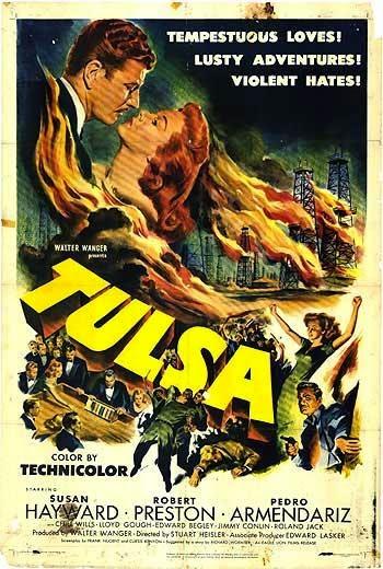 Película Tulsa, ciudad de lucha Online