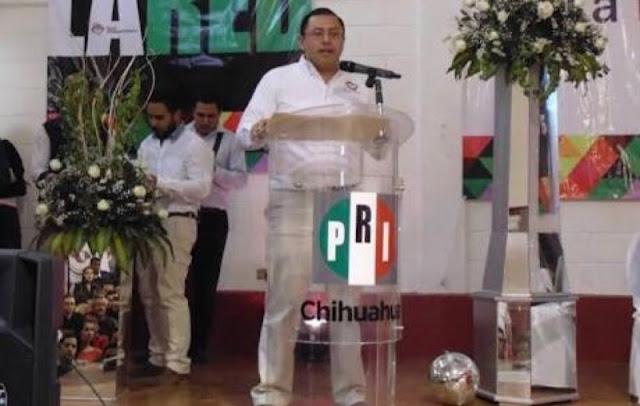 Cómplice de César Duarte pretende tomar protesta como diputado del PRI
