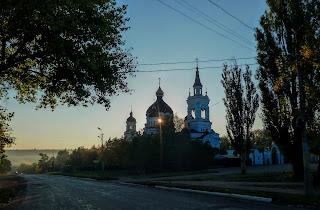 Новоекономічне. Церква Різдва Пр. Богородиці. 1905-1911 р.р.