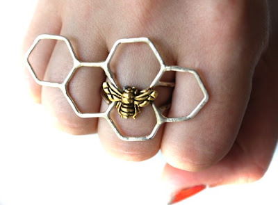Creative Bee Inspired Products and Designs (15) 1
