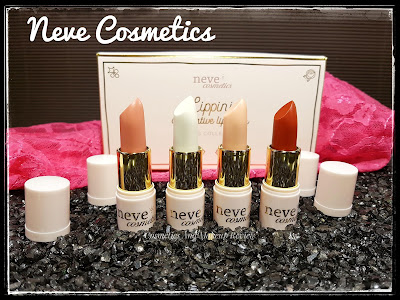 Neve Cosmetics – Lippini Decorative Lip Balm (kit Cofanetto Kisses Collection)