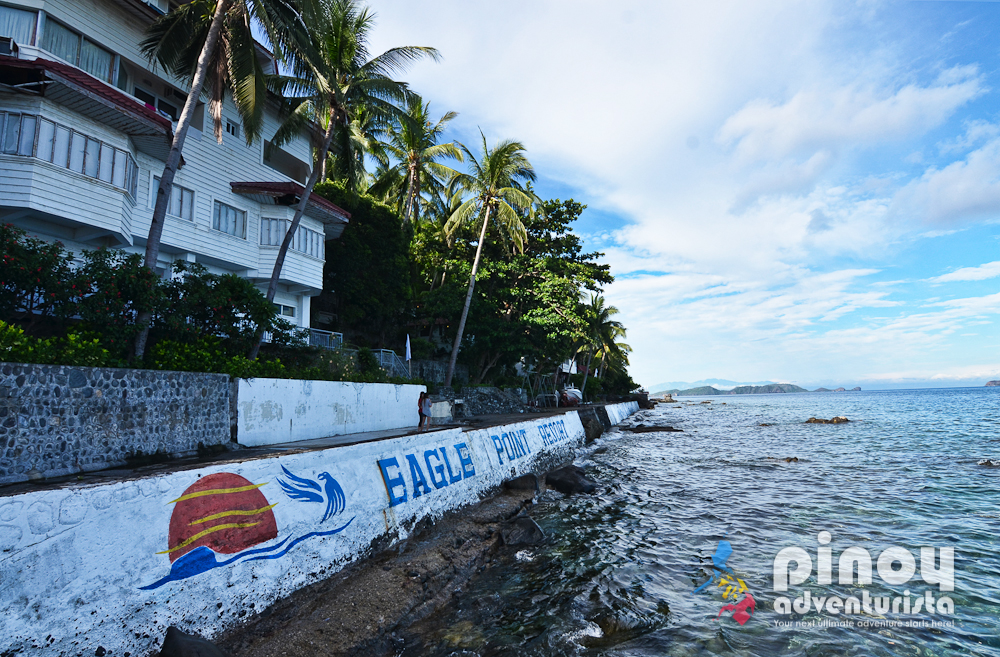 Eagle Point Beach And Dive Resort