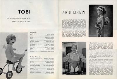 Ficha técnica, fotografías y resumen; Película Tobi: el niño con alas