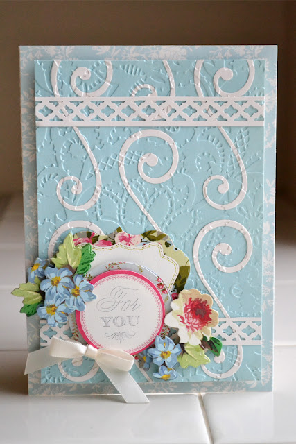 Aly Dosdall Anna Griffin Embossing Die Cutting Bundle