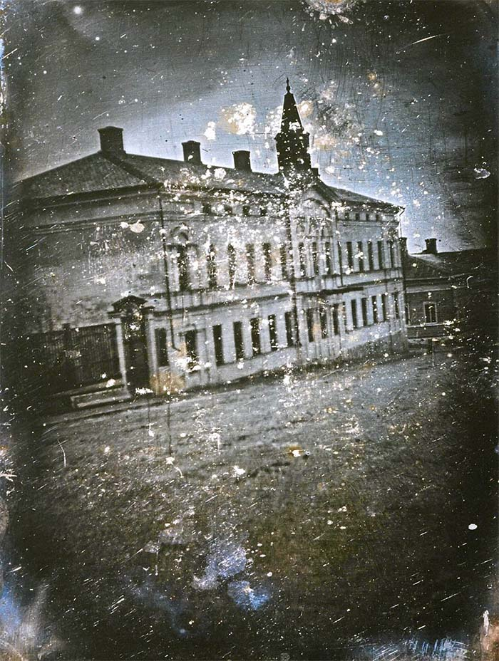 The First Photograph Ever Taken in Finland ~ vintage everyday