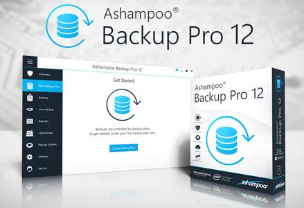 Ashampoo Backup 12 Pro Full