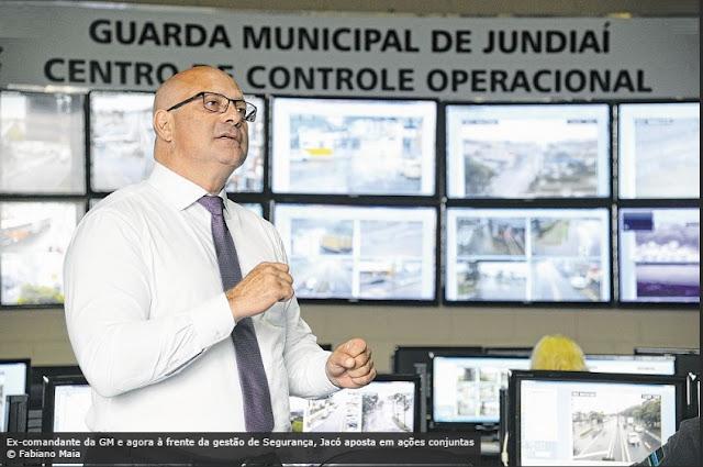 Gestão de segurança aposta em integração para resolução de crimes
