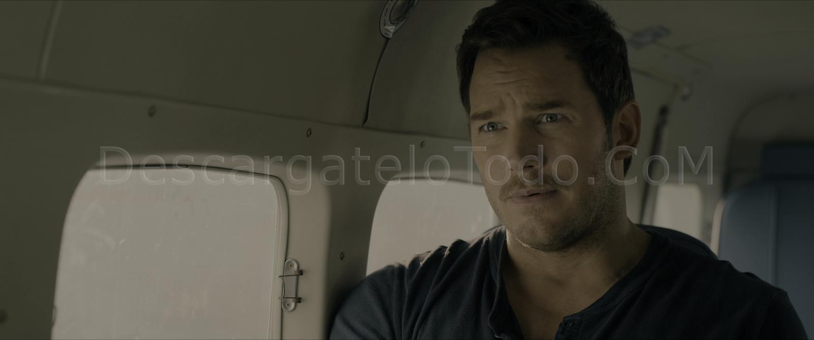 Jurassic World: El Reino Caído (2018) 4K UHD [HDR] Latino-Ingles captura 1