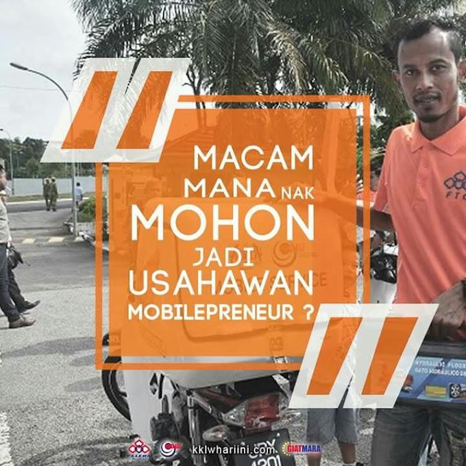 Program Usahawan Bergerak, Mobilepreneur Untuk Bantu Masyarakat Luar Bandar #KKLWHariIni @Ismail_Sabri60