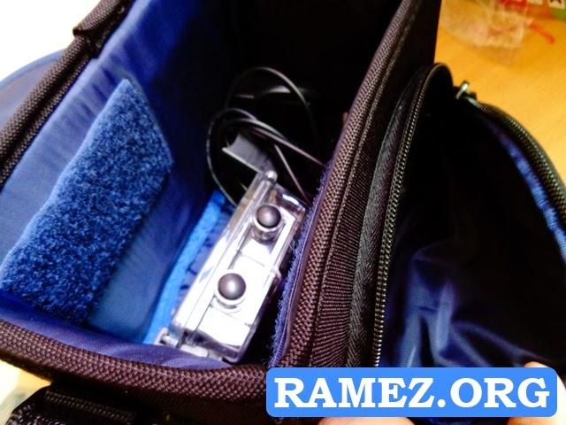 Tas Handycam Sony ACC-FV50B Accessory Kit