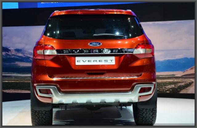 Ford Everest 2016 giá khá cao nhiều khách hàng bất ngờ
