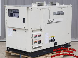 máy phát điện Kubota chính hãng