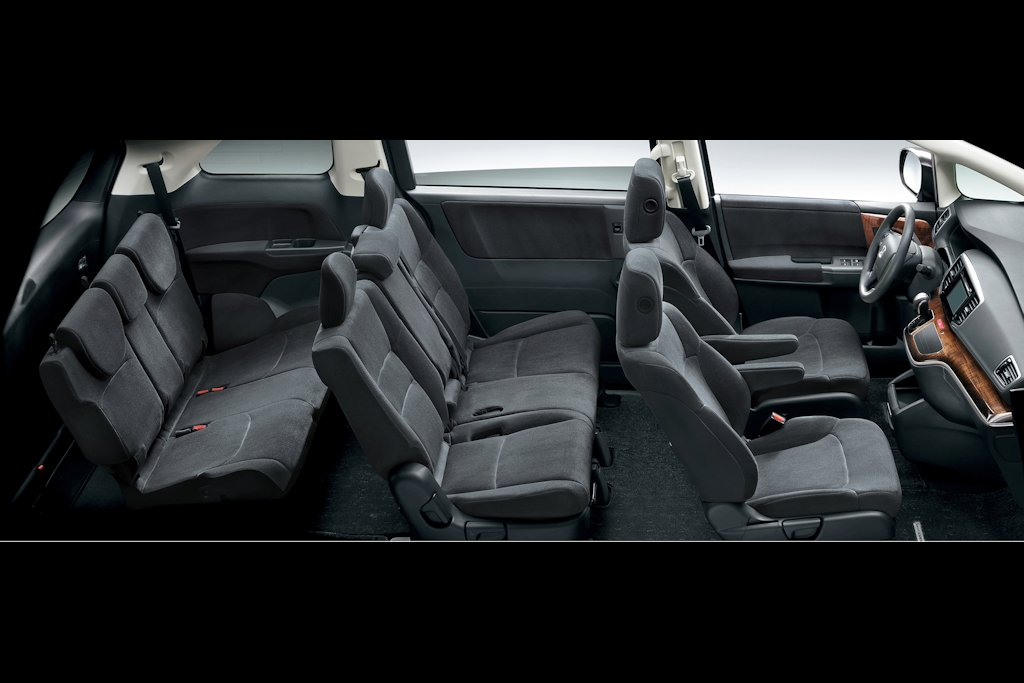 honda cars philippines adds new odyssey variant that seats 8 philippine car news car reviews. Black Bedroom Furniture Sets. Home Design Ideas