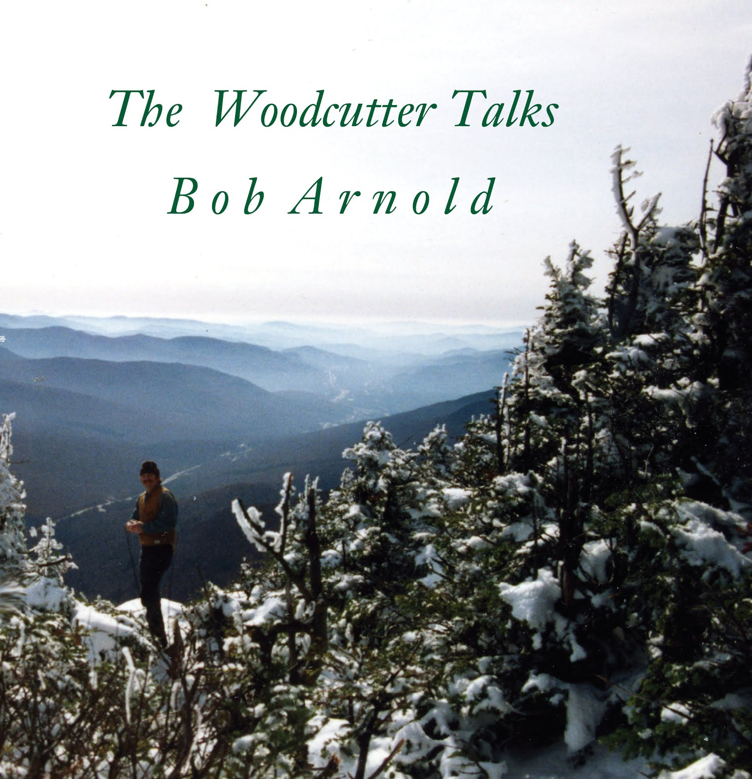 The Woodcutter Talks by Bob Arnold