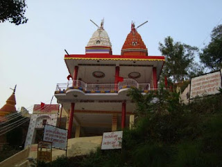 Temple Of God Shiva.