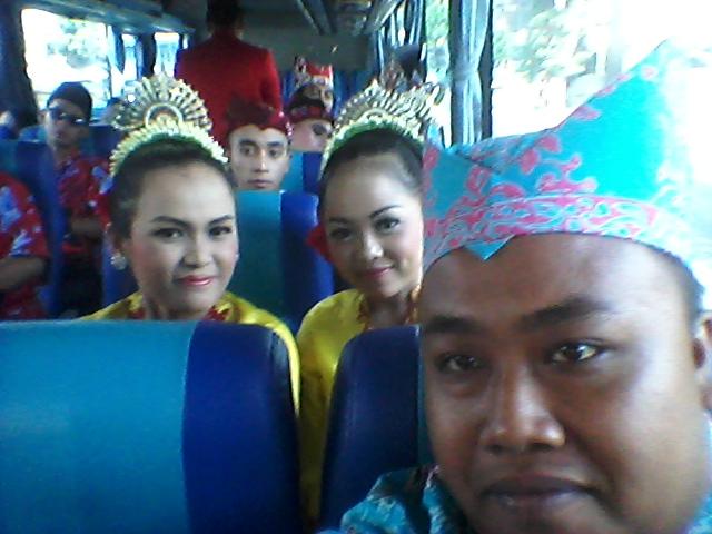 Kirab Budaya Pemuda Nusantara JPI 2014