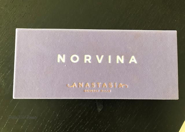 Anastasia Beverly Hills Norvina Palette | bellanoirbeauty.com