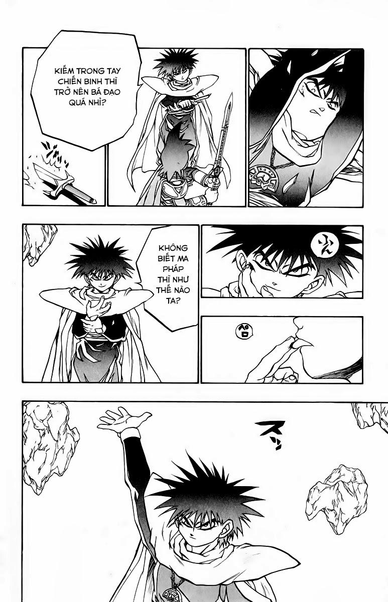 Dragon Quest: Emblem of Roto chap 34 trang 27