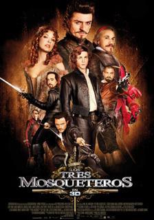 Los Tres Mosqueteros – DVDRIP LATINO