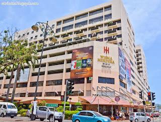Wisma Merdeka Kota Kinabalu Sabah