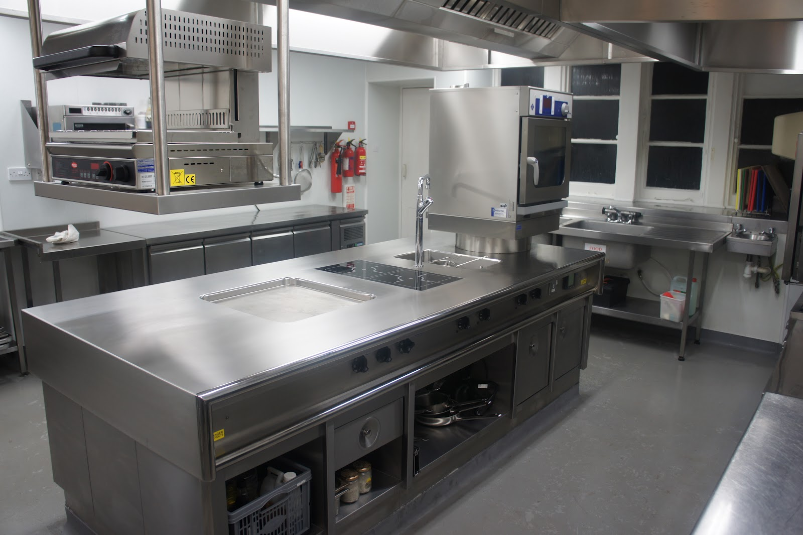 Stainless Steel Kitchens Melbourne