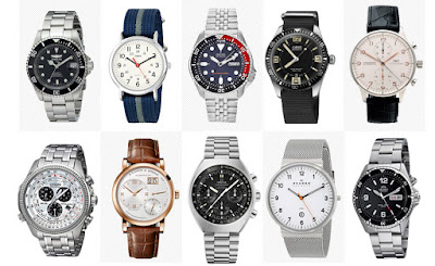 watches brands